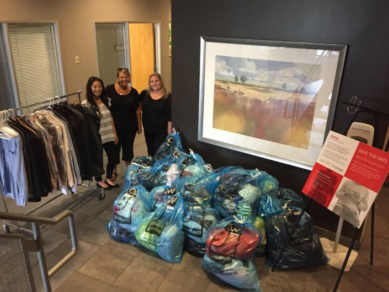 Staples Business Advantage ClothingWorks Drive