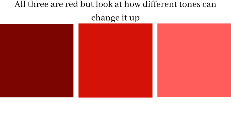 If you don't like a certain colour try different shades, you might be surprised