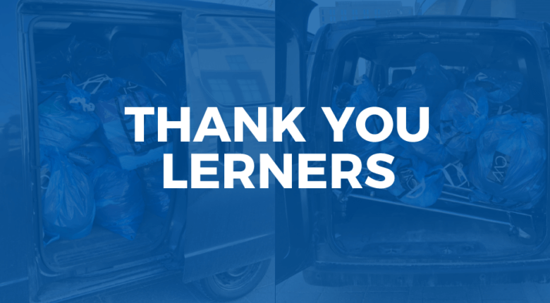 Thank you Lerners