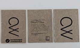 ClothingWorks Interview Approved Tags